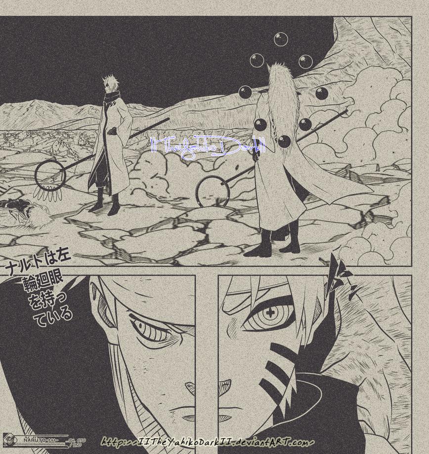 Naruto Sage Six Paths