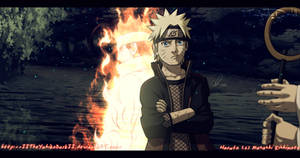 Naruto 670 Their will of fire step to you