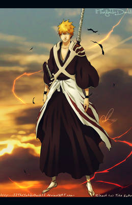Bleach 582 Now I Am More Ready