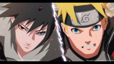 Naruto 694 You Will Dwell
