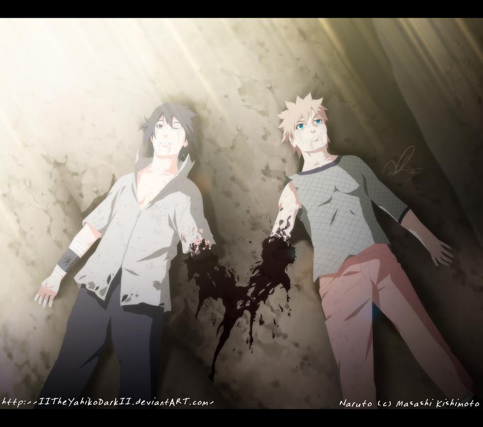Naruto 698 A New Dawn by IITheYahikoDarkII