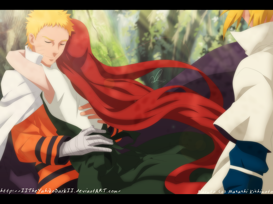 Naruto The Lats Thank You For Everything by IITheYahikoDarkII