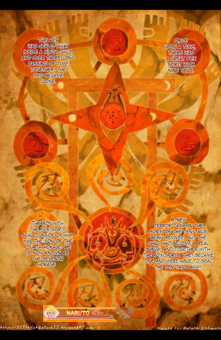 Naruto Manga 700 The Last Story by IITheYahikoDarkII
