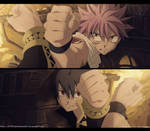 Fairy Tail 524 Clash Of Fists