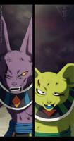 Dragon Ball Super 29 Beerus Vs Kitera by IITheYahikoDarkII