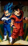 Dragon Ball Super Mind And Soul In One by IITheYahikoDarkII