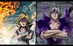 Nanatsu No Taizai 265 Almighty Demon Kings