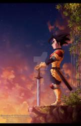 Nanatsu No Taizai 329 The Knight Of A God By IIThe