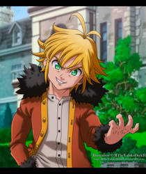Nanatsu No Taizai 346 The King Of Liones
