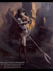 Sailor Saturn End Apocalypse