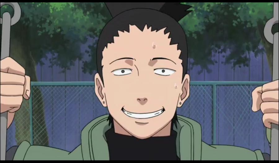 Smile Shikamaru :D by BabsixX on DeviantArt Naruto Road To Ninja Shikamaru
