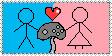 Boy Gamer x Girl Gamer by Jeddings123