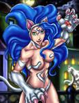 Darkstalkers - Felicia (Catgirl)