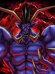 Darkstalkers - Belial (The Demon King) by SoulStryder210
