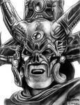 God Skeletor (Masters of the Universe)