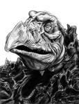 Skeksis - Chamberlain (The Dark Crystal)