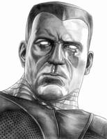 Colossus (Deadpool) by SoulStryder210