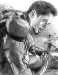 Tony Stark (Iron Man) - Avengers (Age of Ultron)