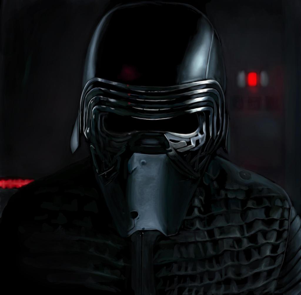 Kylo Ren (Star Wars Ep. VII - The Force Awakens)