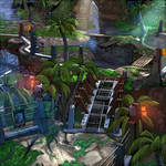 Final Fantasy 8 - Training Center (Balamb Garden)