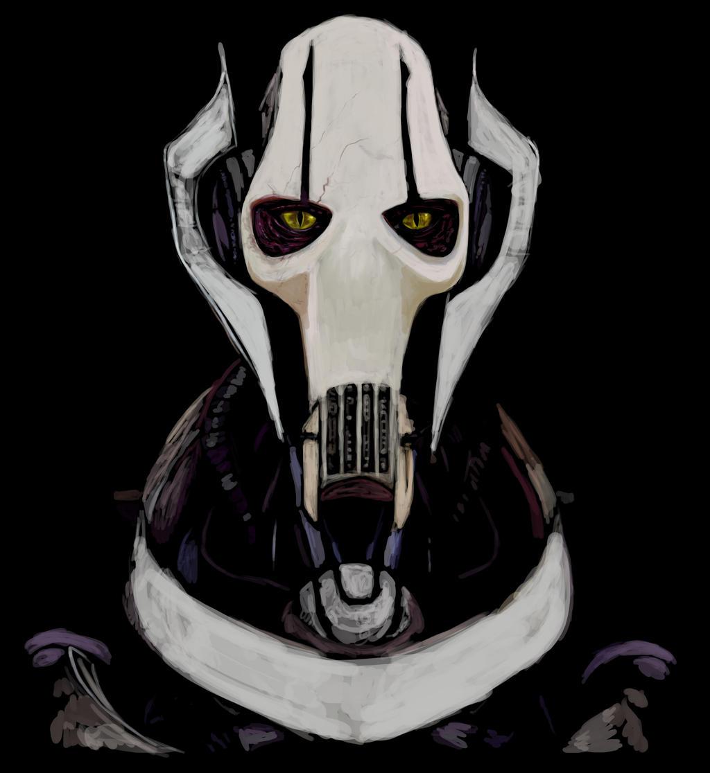 General Grievous Wallpaper: General Grievous (WIP) By SoulStryder210 On DeviantArt