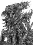 Zarganthian Knights - Zibelthus and Pahiddron