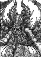 Abraxas (Zarganthian Knights) by SoulStryder210