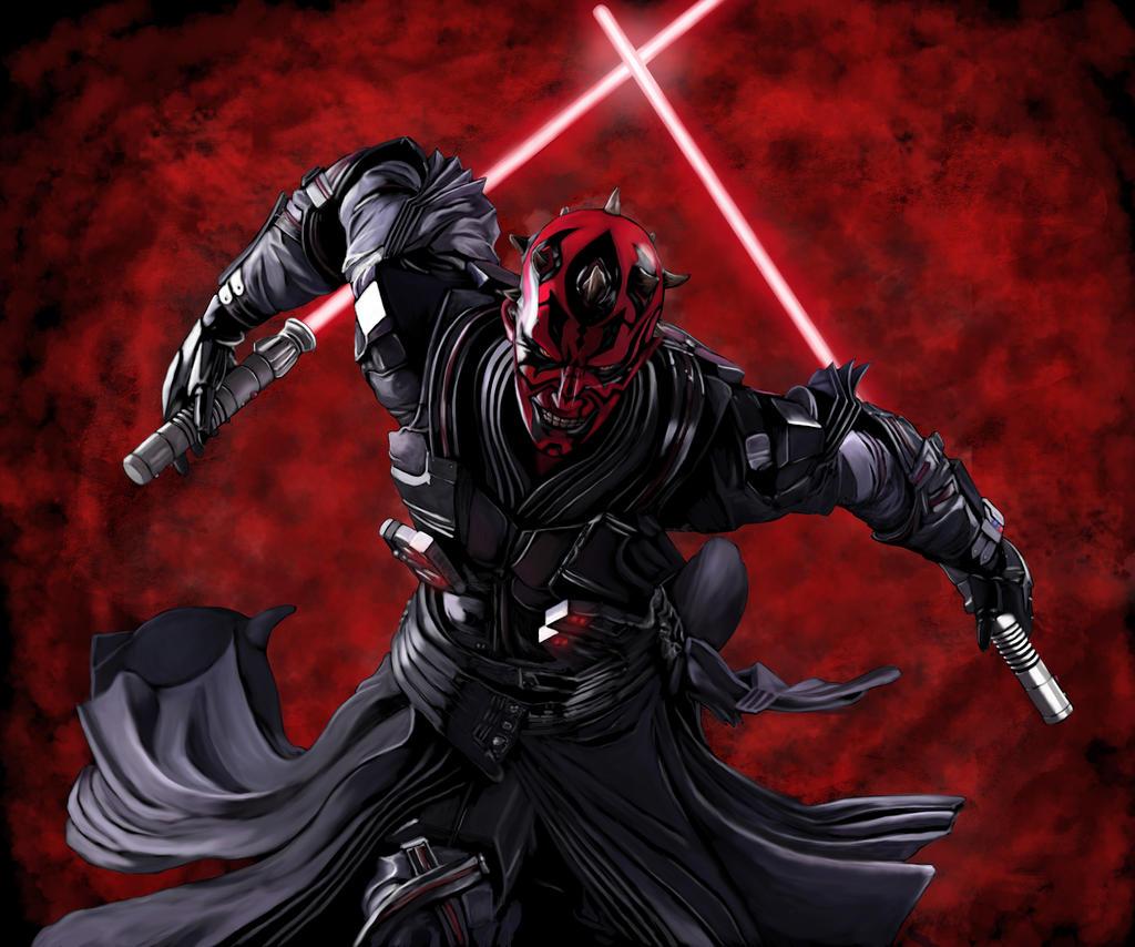 Darth Maul (Ravager)