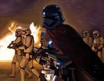Captain Phasma (Battlegrounds) Star Wars Ep. VII