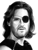 Snake Plissken (Escape From New York) by SoulStryder210