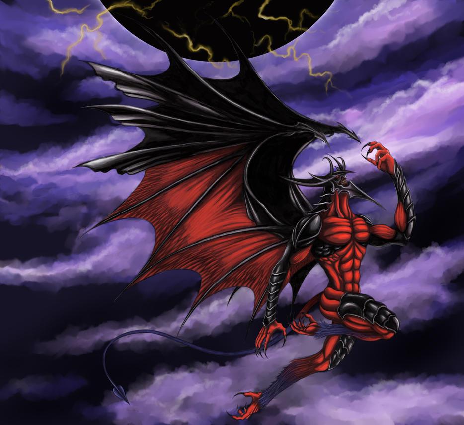 Diablos (Dark Messenger) By