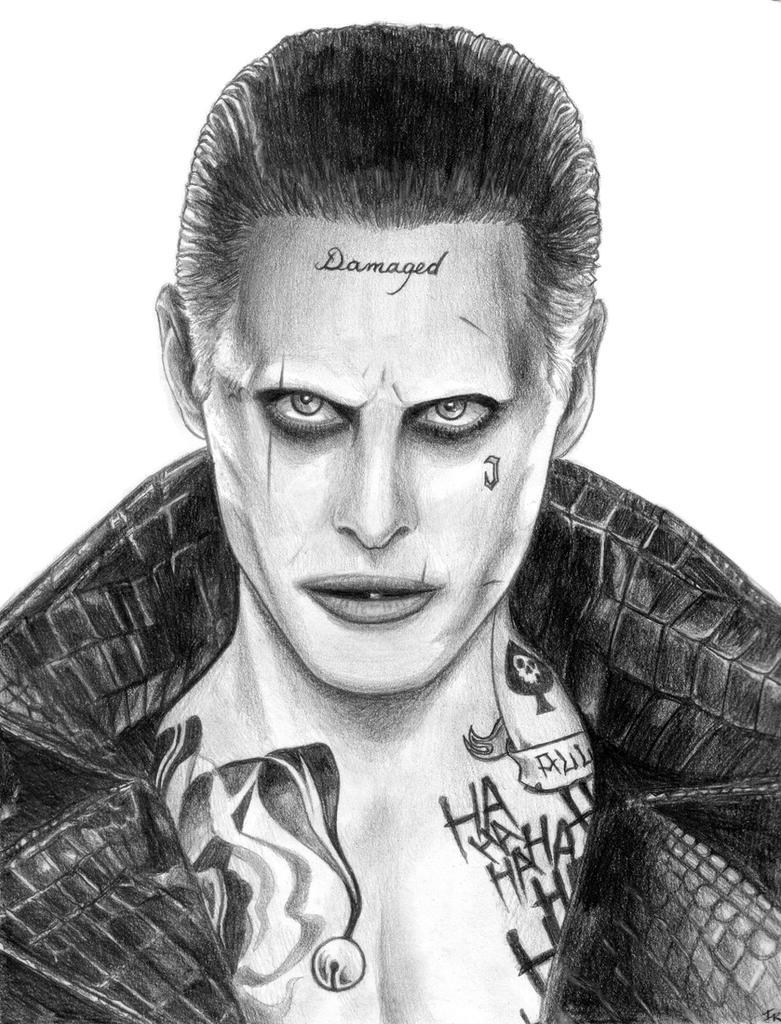 Joker (Suicide Squad) By SoulStryder210 On DeviantArt
