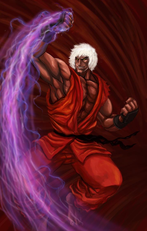 Violent Ken (SVC Chaos) by SoulStryder210