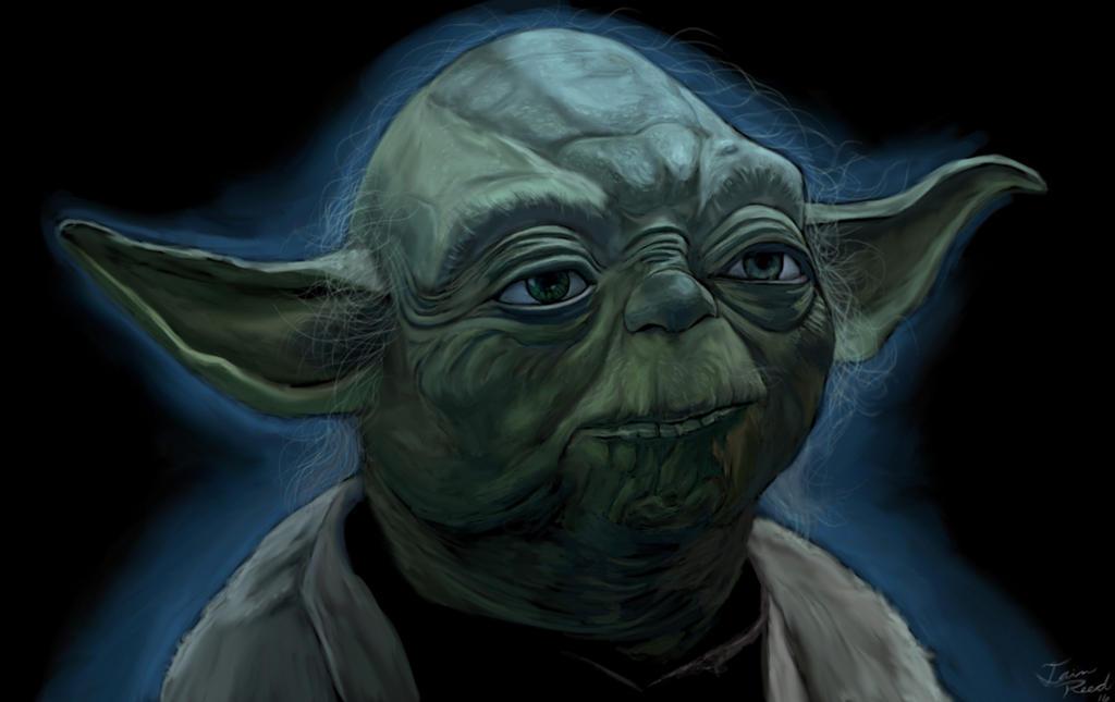 Yoda the Wise by SoulStryder210