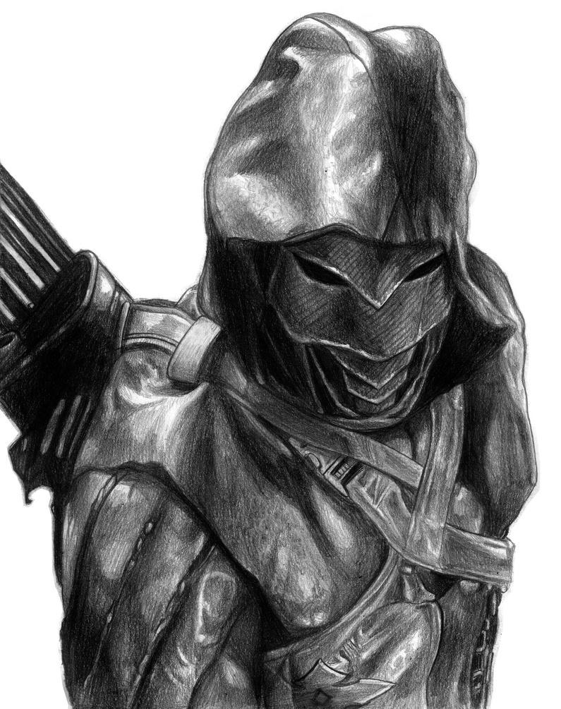 Prometheus (Green Arrow) by SoulStryder210