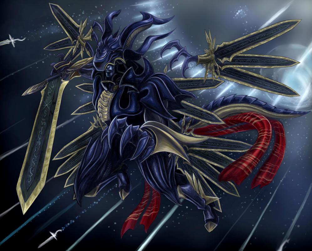 Final Fantasy Xv Bahamut Ultima Sword By