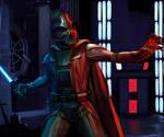 Darth Vader (Ralph Mc Quarrie Concept)