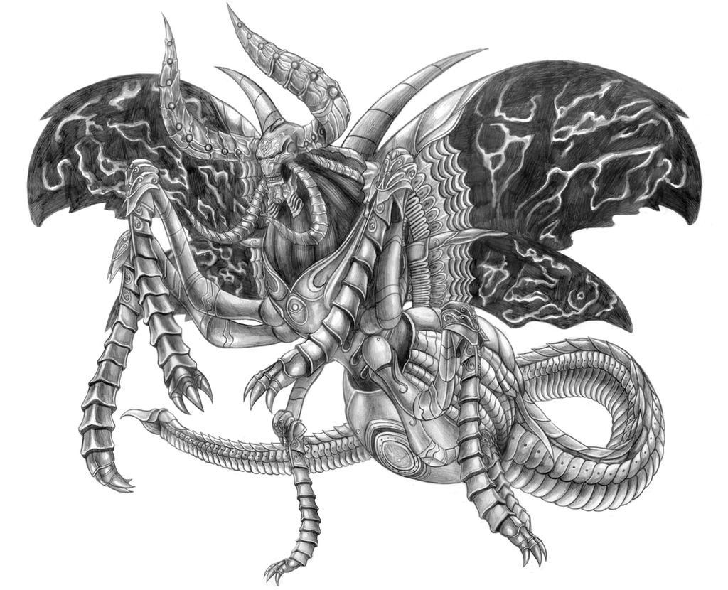 Final Fantasy X 2 Vegnagun Line Art By Soulstryder210 On