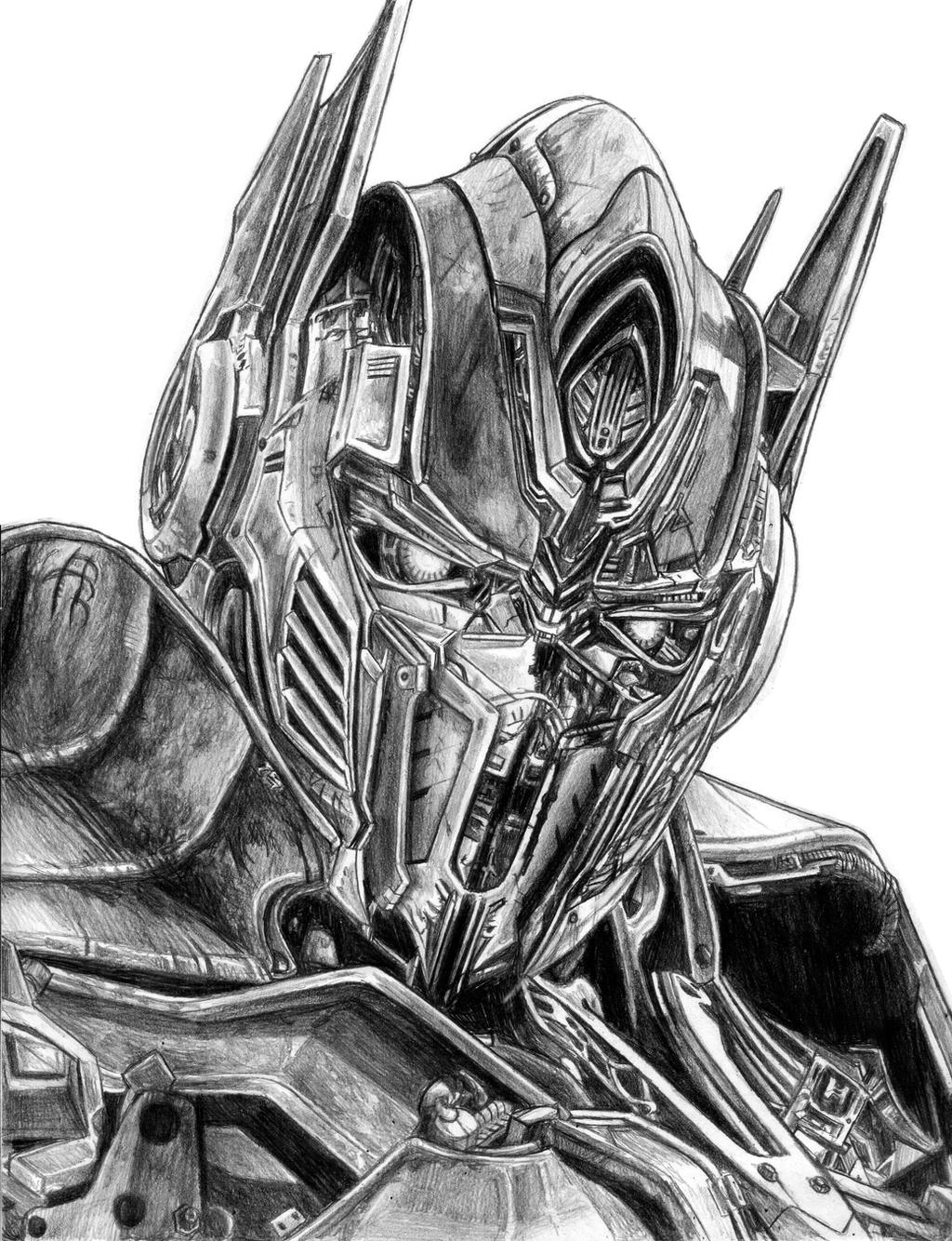 Optimus Prime ( Transformers - The Last Knight) by ...