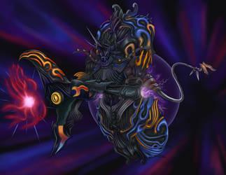 Final Fantasy XII - Zeromus(The Condemner)Big Bang by SoulStryder210