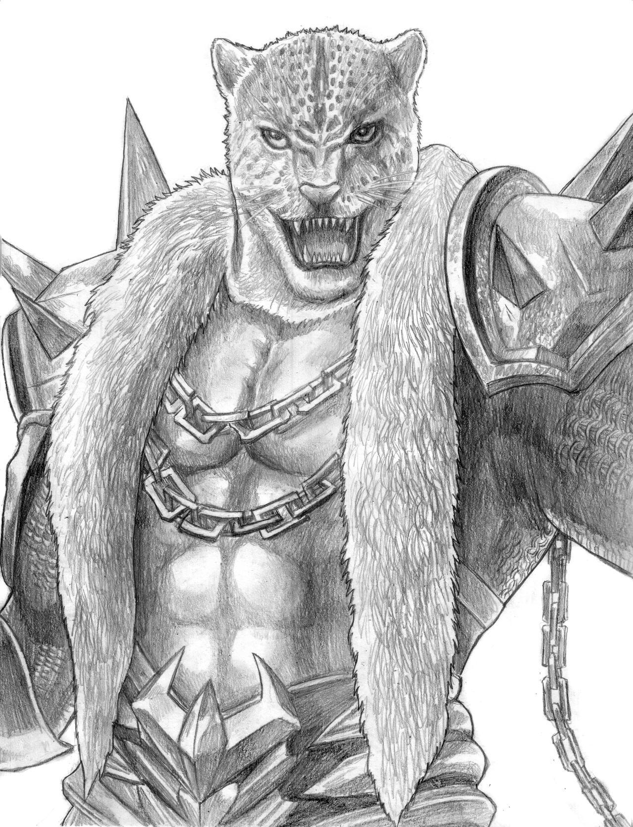 Armor King Tekken 7 By Soulstryder210 On Deviantart