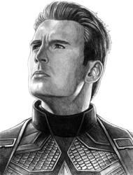 Captain America - (Avengers - Endgame) by SoulStryder210