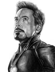 Tony Stark (Iron Man) - Avengers (Endgame)jpg by SoulStryder210