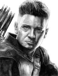 Hawkeye (Ronin) (Avengers - Endgame) by SoulStryder210