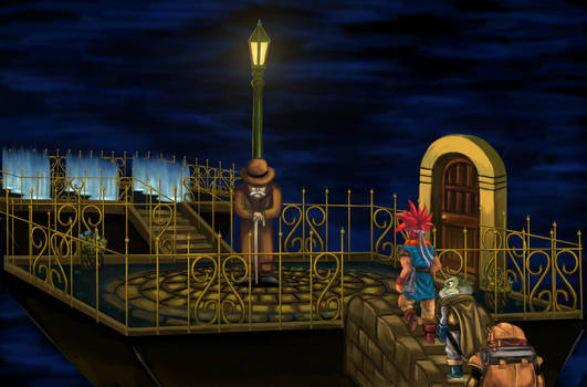 Chrono Trigger (The End of Time)