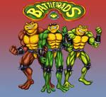 Battletoads (Rash - Zitz - Pimple)