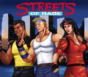 Streets of Rage (Adam Axel and Blaze)