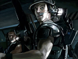 Aliens (Hicks and Drake)