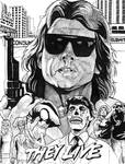 Inktober 2020 (Day 20) - They Live