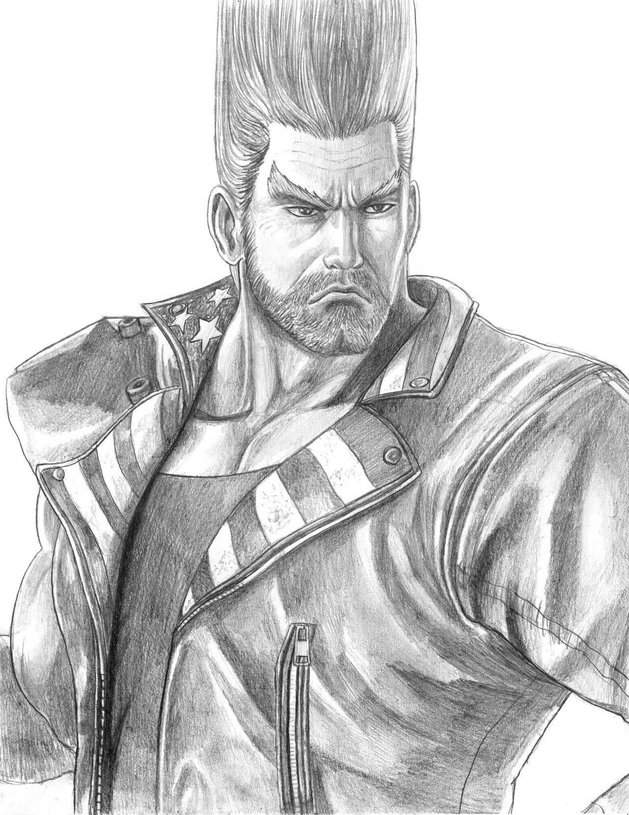 Tekken 7 - Paul